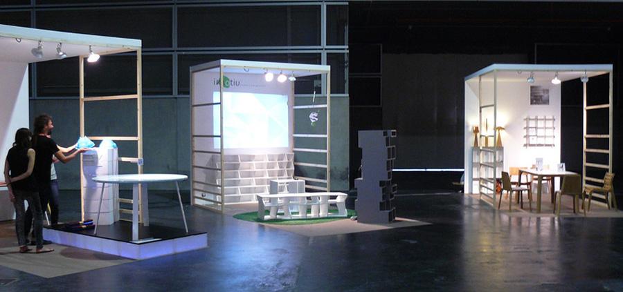 Exposición en el NUDE feria Hábitat Valencia
