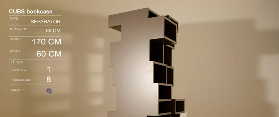 CUBS Custom design bookcase  - Imotiu